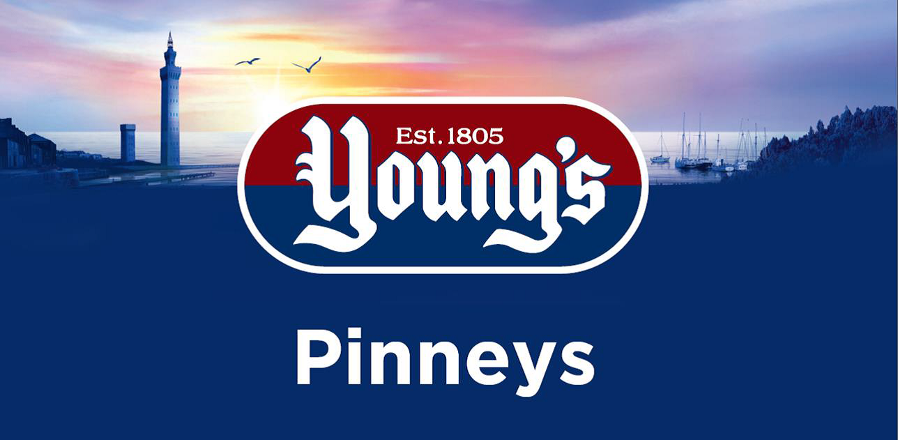 Young's Pinneys logo
